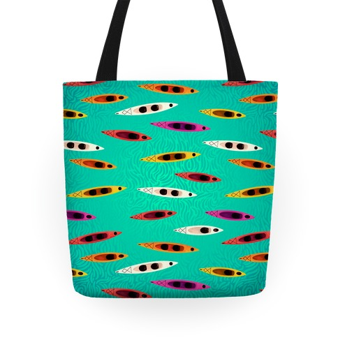 Adventurer's Kayak Pattern Tote