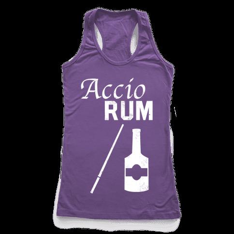 Accio RUM Racerback Tank Top