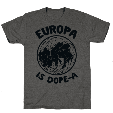 Europa is Dope-a