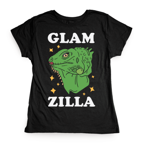 Glamzilla Womens T-Shirt