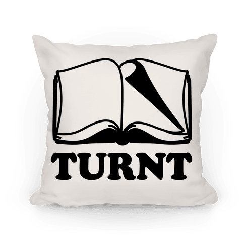 Turnt Pillow