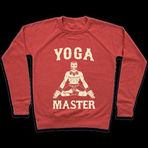 Yoga Master Dhalsim Pullover