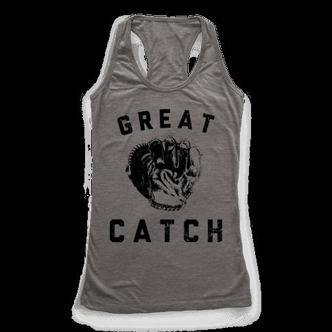 Great Catch Racerback Tank Top