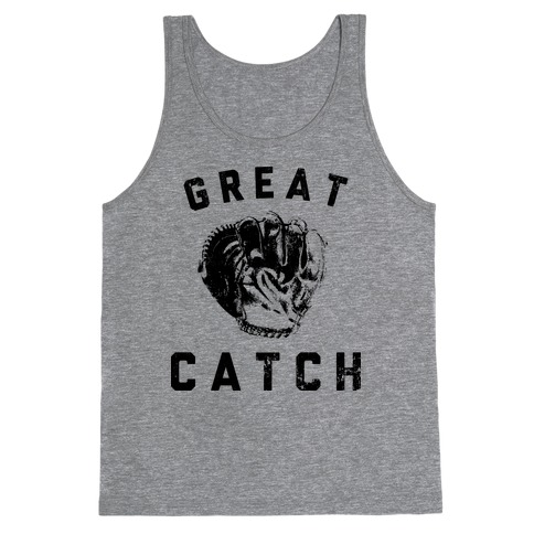 Great Catch Tank Top