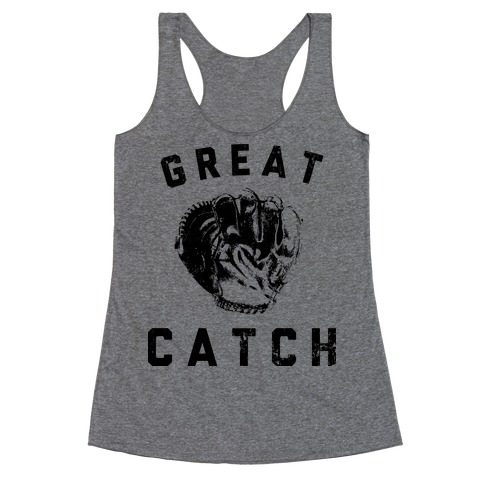Great Catch Racerback Tank Top