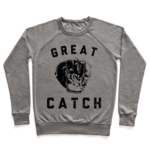 Great Catch Pullover