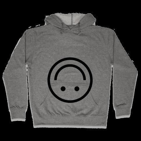 Henry's Shirt Hooded Sweatshirt