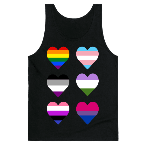 It's All Love Tank Top