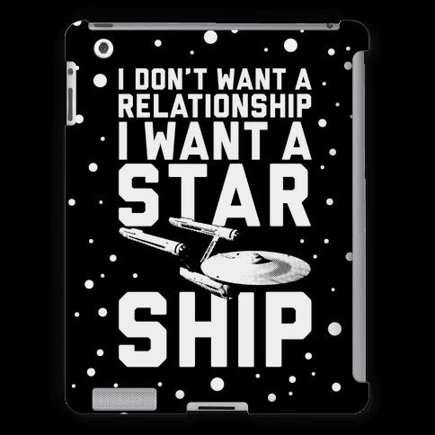 I Want A Starship
