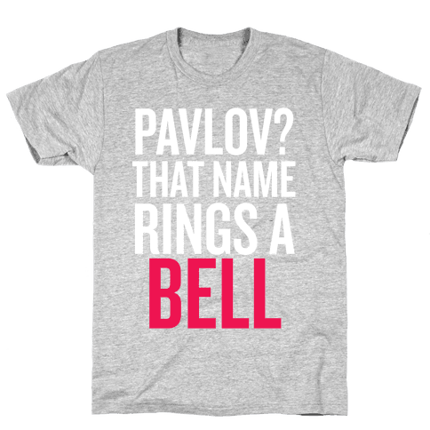 Pavlov? Mens T-Shirt