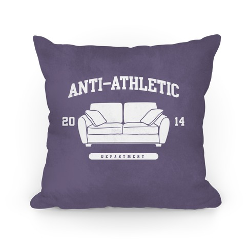 Anti Athletic Club Pillow