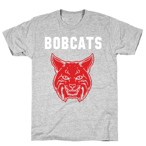 Bobcat  Mens T-Shirt