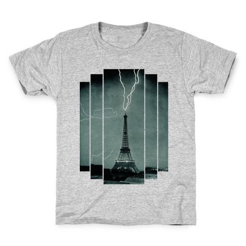 Lightning Strike Kids T-Shirt