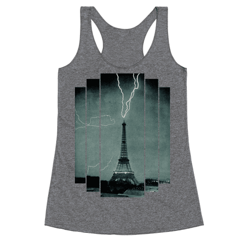 Lightning Strike Racerback Tank Top