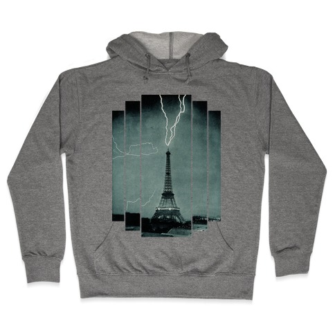 Lightning Strike Hooded Sweatshirt