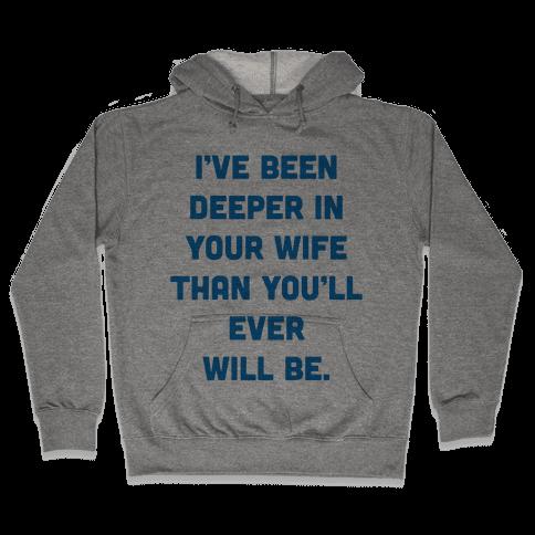 ONE DEEP BABY Hooded Sweatshirt