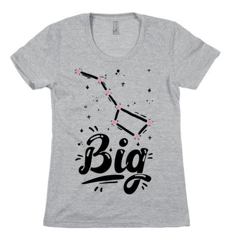 Dippers (Big Dipper) Womens T-Shirt