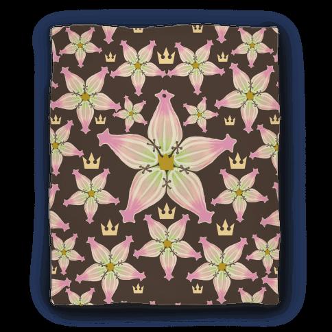 Wayfinder Charm Pattern Blanket
