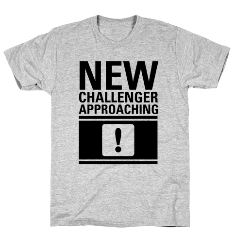 New Challenger Approaching Mens T-Shirt