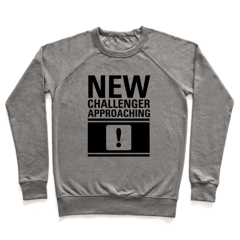 New Challenger Approaching Pullover