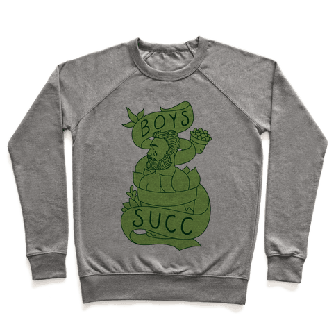 Boys Succ Pullover