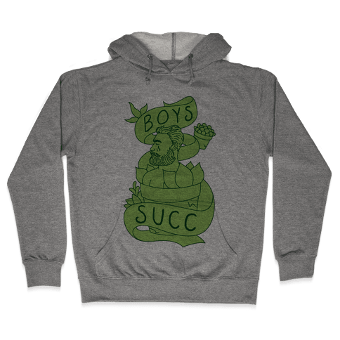 Boys Succ Hooded Sweatshirt