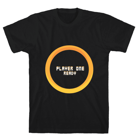 Player One Mens T-Shirt