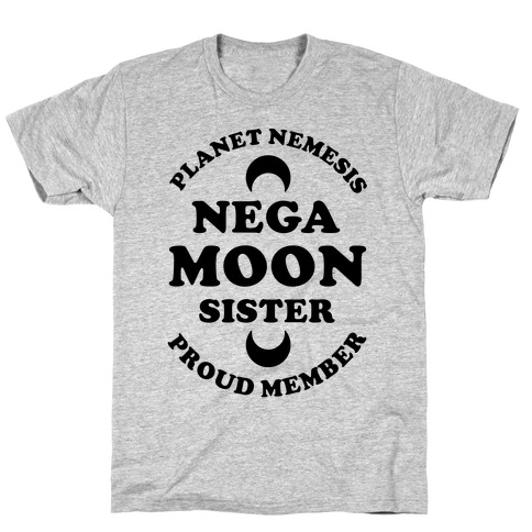 Planet Nemesis Negamoon Sister T-Shirt