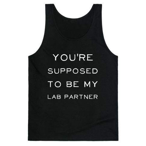 MY Lab Partner Tank Top