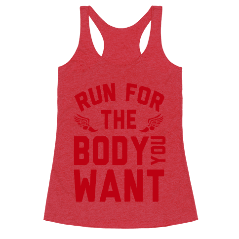 Run for the Body You Want!