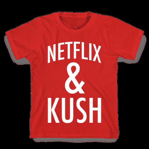 Netflix & Kush Kids T-Shirt