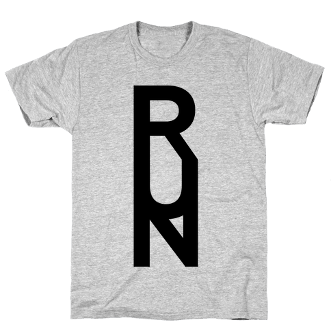 Run Mens/Unisex T-Shirt