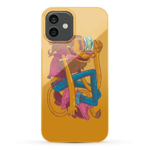Rad Lion Phone Case