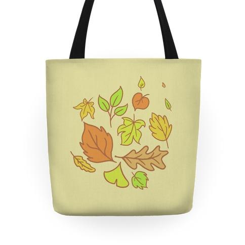 Autumn Leaves Tote