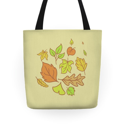 Autumn Leaves Tote