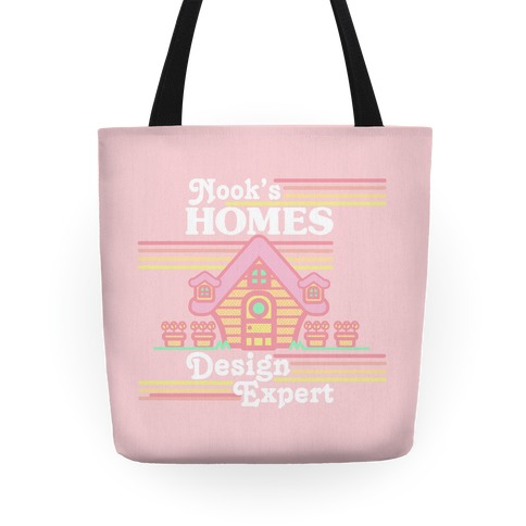 Nook's Homes Design Expert Tote