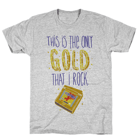 Gold Version Mens T-Shirt