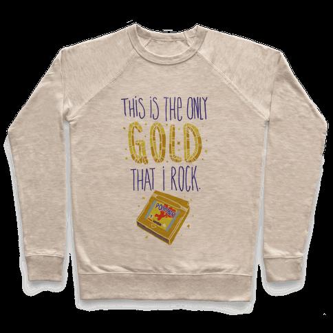 Gold Version Pullover