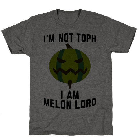 I Am Melon Lord