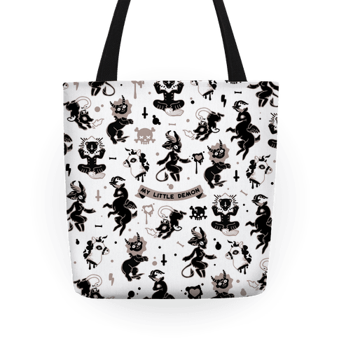 My Little Demon Tote