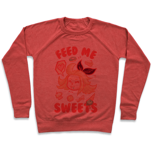 Feed Me Sweets Pullover