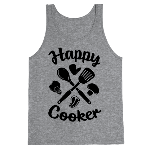 Happy Cooker Tank Top