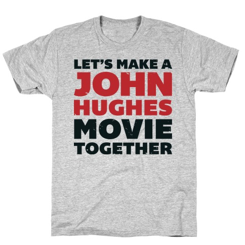 John Hughes Movie  Mens T-Shirt