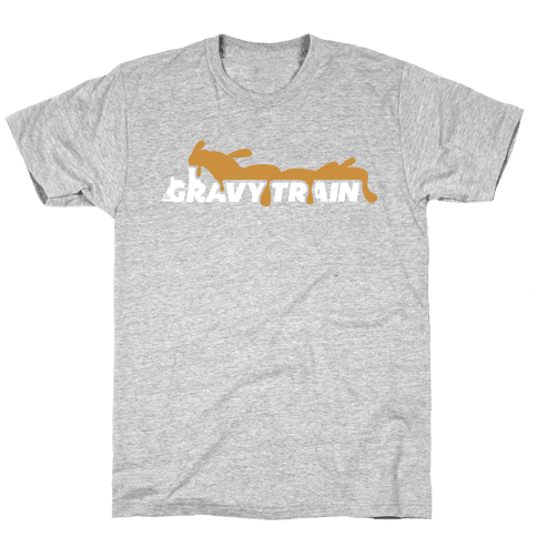 Gravy Train Mens T-Shirt