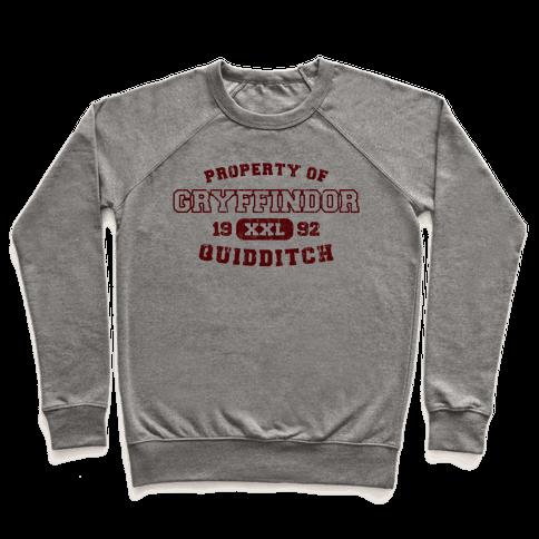Gryffindor Quiditch Athletics Pullover