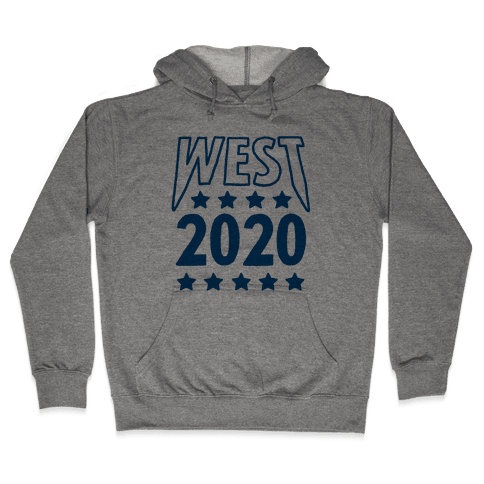 West 2020 Hooded Sweatshirt