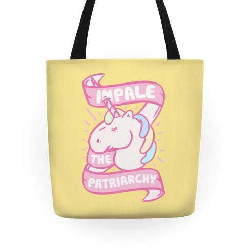 Impale The Patriarchy Tote