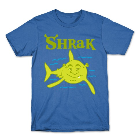 Shrak Shrek The Shark T-Shirt
