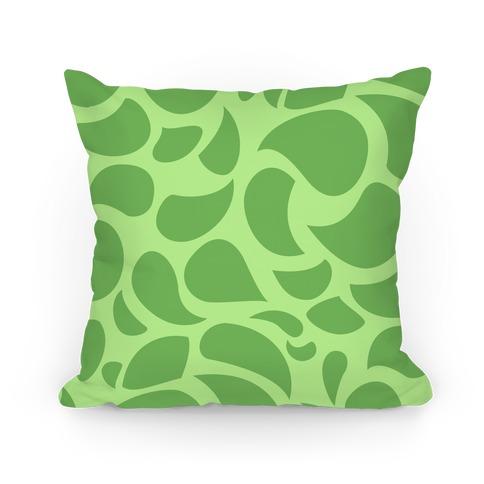 Leafy Pillow Pillow