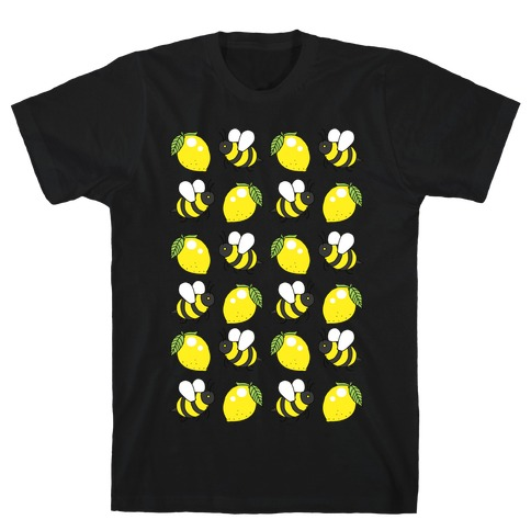 Lemon And Bee T-Shirt